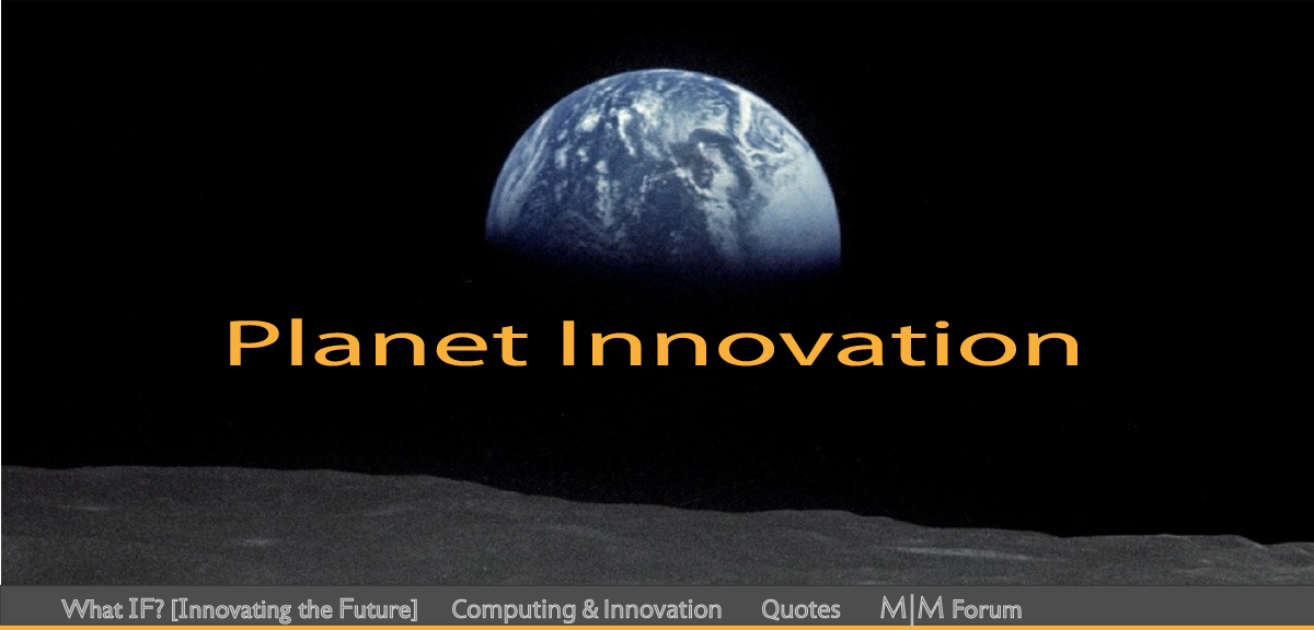 Planet Innovation – The Sustainability Challenge